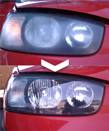 headlight restor